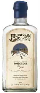 Journeyman Distillery Rum Road's End...